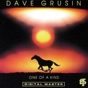 """(""""One of a Kind / Dave Grusin"""" 1977年)"""