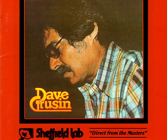 """(""""Discovered Again! / Dave Grusin"""" 1976年)"""