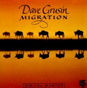 "(""Migration / Dave Grusin"" 1989年)"