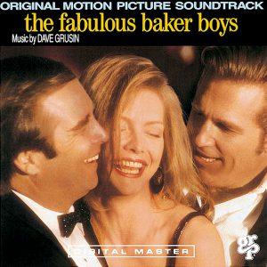 """(""""映画「恋のゆくえ~The Fabulous Baker Boys」サウンドトラック / Dave Grusin"""" 1989年)"""