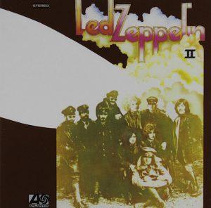 "(""Led Zeppelin II / Led Zeppelin"" 1969年)"
