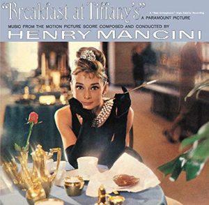 """(""""映画「ティファニーで朝食を」サウンドトラック / Henry Mancini"""" 1960年)"""