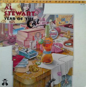 "(""Year of the Cat (2001 Remaster) / Al Stewart"" 1976年)"