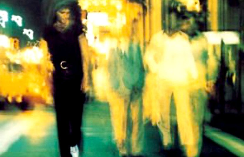 "(""Night Walker / Gino Vannelli"" 1981年)"