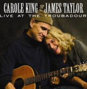 """<strong>Up on the Roof</strong> / <strong>Carole King & James Taylor</strong> (""""Live At Troubadour / Carole King & James Taylor"""" 2013年)"""