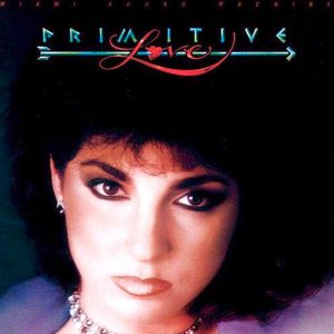 "(""Primitive Love / Gloria Estefan (Miami Sound Machine)"" 1986年)"