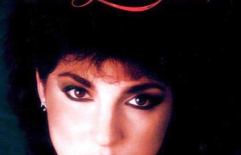 "(""Primitive Love / Gloria Estefan (Miami Sound Machine)"" 1986年)"