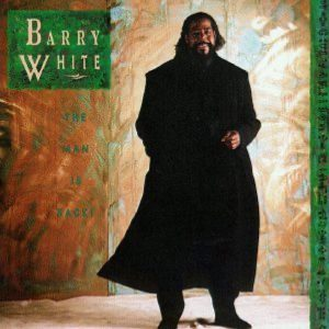 "(""The Man / Barry White"" 1978年)"