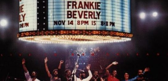 """(""""Live in New Orleans / Maze Feat. Frankie Beverly"""" 1981年)"""