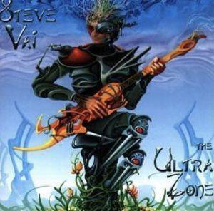"(""The Ultra Zone / Steve Vai"" 1999年)"