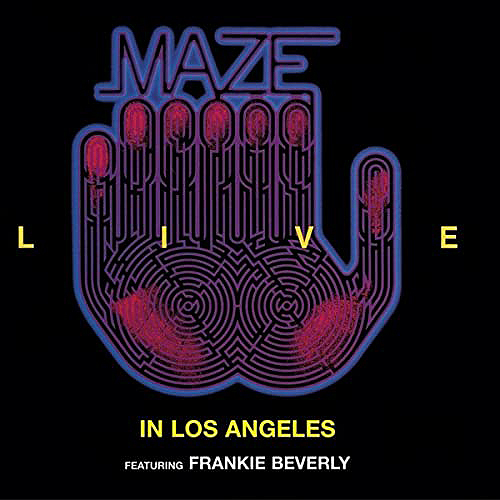 """(""""Live in Los Angeles (feat. Frankie Beverly) / Maze"""" 1986年)"""