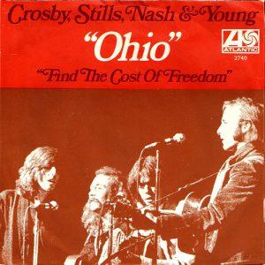 "([Sg]""Ohio / Crosby, Stills, Nash and Young"" 1971年)"