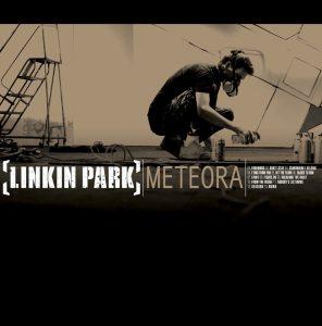 """(""""Meteora / Linkin Park"""" 2003年)"""