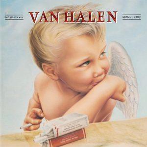 """(""""1984 / Van Halen"""" 1984年)"""
