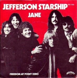 Jane / Jefferson Starship