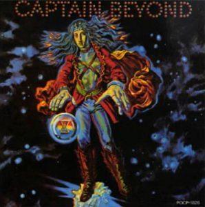 """(""""Captain Beyond / Captain Beyond"""" 1972年)"""