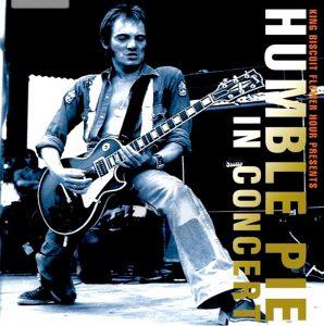 """(""""ライヴ・イン・コンサート / Humble Pie"""" 1973年)"""