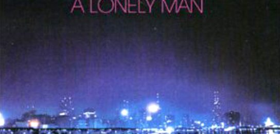 """(""""A Lonely Man / The Chi-lites"""" 1972年)"""