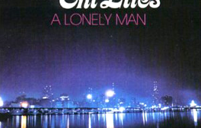 "(""A Lonely Man / The Chi-lites"" 1972年)"
