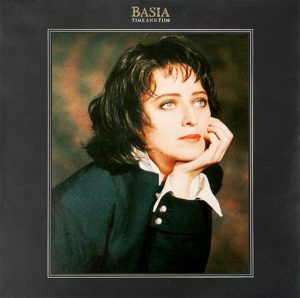 "(""Time and Tide / Basia"" 1987年)"