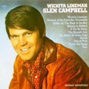 "(""Wichita Lineman / Glen Campbell"" 1968年)"