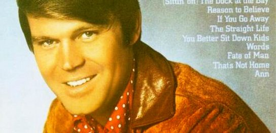 "(""Wichita Lineman / Glen Campbell"" 1968年)"