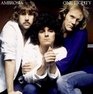 "(""One Eighty / Ambrosia"" 1980年)"