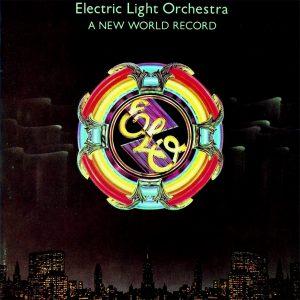 """(""""A New World Record 『オーロラの救世主』/ Jeff Lynne's ELO"""" 1976年)"""
