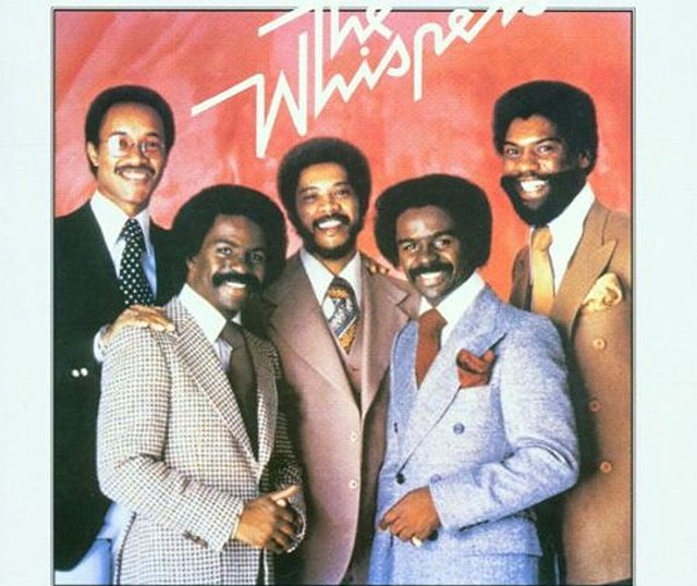"""(""""The Whispers / The Whispers"""" 1979年)"""