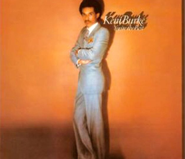 """(you're the best / Keni Burke"""" 1981年)"""