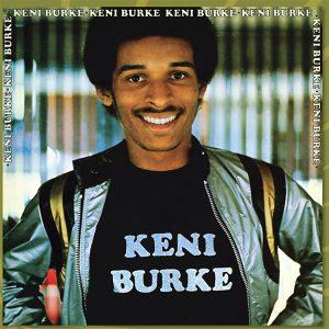 "(Keni Burke / Keni Burke"" 1977年)"