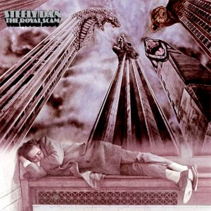 """(""""The Royal Scam / Steely Dan"""" 1976年)"""