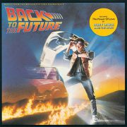 """(""""Back To The Future SoundTrack / Huey Lewis And The News"""" 1985年)"""