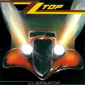 "(""Eliminator / ZZ Top"" 1983年)"