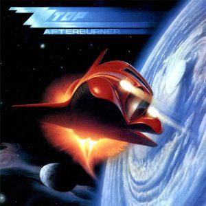 "(""Afterburner / ZZ Top"" 1985年)"