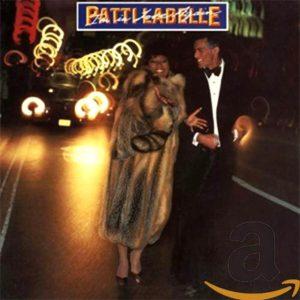 """(""""I'm in Love Again / Patti LaBelle"""" 1983年)"""