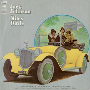 "(""A Tribute to Jack Johnson / Miles Davis"" 1971年)"
