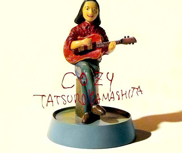 """(""""Cozy / 山下達郎"""" 1998年)"""
