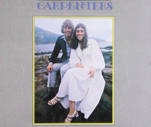 """(""""Close To You / Carpenters"""" 1970年)"""