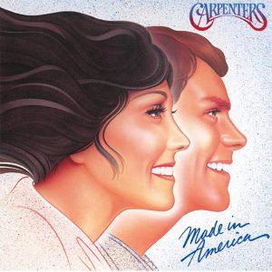 """(""""Made In America / Carpenters"""" 1981年)"""